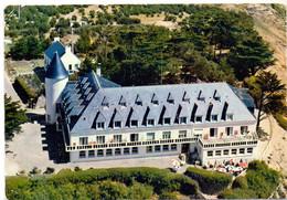 CP - Hotel Restaurant - Le Manoir De Goulphar - Belle Ile En Mer - Hotels & Restaurants