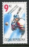CZECH REPUBLIC 2005 European Baseball Championship MNH / **. Michel 442 - Ungebraucht