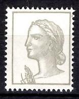 France Marianne Decaris Superbe Variété Maury N° 1263b (sans Le Carmin) Neuf ** MNH. TB. A Saisir! - Varieties: 1960-69 Mint/hinged