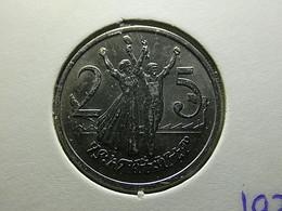 Ethiopia 25 Cents 1977 - Ethiopia