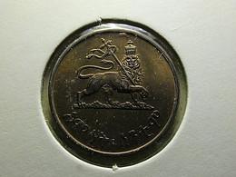 Ethiopia 5 Cents - Ethiopia