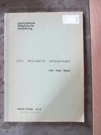 Het Belgisch Strafport - Henri Van Roye - Zonder Classificatie