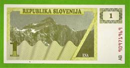 REPUBLIKA SLOVENIJA / SLOVENIE / ENA TOLAR / 1 TOLAR - Slovenia