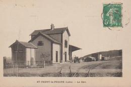 SAINT PRIEST LA PRUGNE - LA GARE - Sonstige Gemeinden