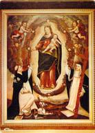 03 - Ainay Le Château - Eglise - La Vierge Du Rosaire - Sonstige Gemeinden