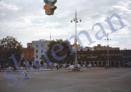 1949 STREET SCENE GUATEMALA CITY CENTRAL AMERICA 35mm SLIDE PHOTO FOTO M18 - Diapositives (slides)