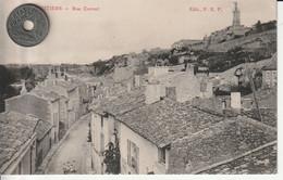 86 - Carte Postale Ancienne De  Poitiers     Rue Carnot - Poitiers