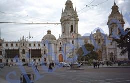 1949 CHURCH GUATEMALA CITY CENTRAL AMERICA 35mm SLIDE PHOTO FOTO M20 - Diapositives (slides)