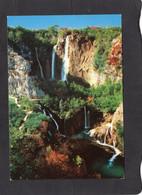 101270   Jugoslavia,  Plitwitzer  Seen,  Wasserfall  Plitvitz,  VG - Yugoslavia