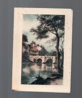 Calendrier  1946 Avec Illustration Mais Pas De Revendication Publiitaire (PPP28143) - Small : 1941-60