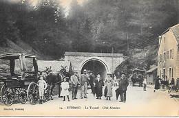 A/88         88      Bussang        Le Tunnel   - Coté Alsacien - Bussang