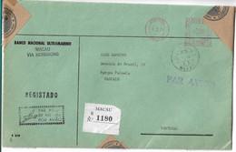 Banco Nacional Ultramarino , MACAU , 1978 - Unclassified