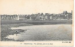 A/89         50    Cherbourg         Vue Générale Prise De La Rade - Cherbourg