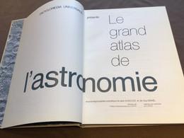 Grand Livre Le Grand Atlas De L'Astronomie Jean Audouze Et Guy Israël - Astronomie