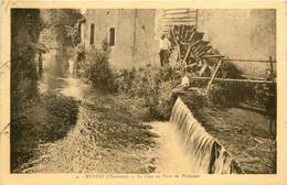 Ruffec * Le Lien Au Pont De Plaisance * Moulin Minoterie ? - Ruffec