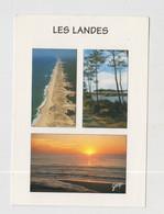 LES LANDES - COTE LANDAISE, OCEAN ATLANTIQUE.......... - Aquitaine