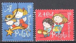 Poland  2012 - Christmas - Mi.4591-92- Used - Usados