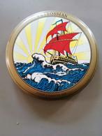 Boite De Caviar Vide Petrossian Paris - Other