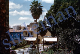 1949 RESTAURANT CUERNAVACA MORELOS MEXICO AMERICA 35mm SLIDE PHOTO FOTO M36 - Diapositives (slides)