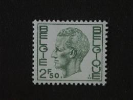 België Belgique Belgium 1974 Boudewijn Baudouin Type Elström 1716 Yv 1717 MNH ** - 1970-1980 Elström