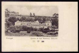 Quinta De SAN MATHEUS São Mateus No DAFUNDO (Cruz Quebrada / Algés / Oeiras). Old Postcard (Lisboa) PORTUGAL - Lisboa