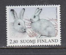 Finland 1997 - Mountain Hare, Mi-Nr. 1380, MNH** - Nuevos