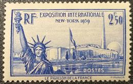 N° 458 Neuf ** Gomme D'Origine  TTB - Unused Stamps