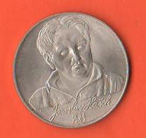 Cecoslovacchia 100 Corone Korun 1983 Czechoslovakia Kronen  X 100° Birth J. Hasek Typological & Silver Coin - Czechoslovakia