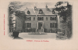 CPA - BELGIQUE -  CHIMAY - Château De Virelles - Zonder Classificatie