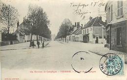 60 VERBERIE - Avenue De Compiègne - Verberie
