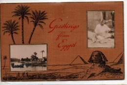 Greetings From Egypt - Sin Clasificación