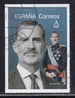 2021-ED. 5477 - Serie Básica. -2021. S.M. El Rey Felipe VI  - USADO- - 2011-... Used