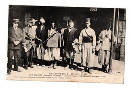NOS BLESSES TURCOS A CHARLEROI TRES ANIMEE - War 1914-18