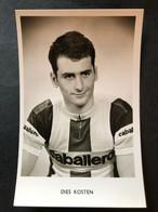 Dies Kosten - Caballero - 1966 (366)  - Carte / Card - Cyclists - Cyclisme - Ciclismo -wielrennen - Radsport