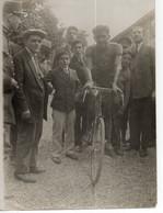 Photo D'un Coureur Cycliste 18x24 - Ciclismo