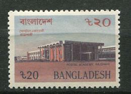 Bangladesh ** N° 289 - Académie Postale De Rajshahi - Bangladesh
