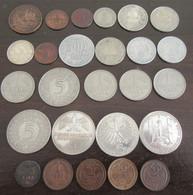 Allemagne / Deutschland + Autriche - 26 Monnaies Dont Plusieurs En Argent Entre 1785 (1 Heller 1785 H) à 1978 - [11] Colecciones