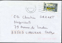 "N° 3022 (1996) - Obl. ""ondulations"" De Pont St Pierre (27) - 1961-...."