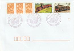 100 ANS DU TRAIN DU PUY DE DOME 2007 - Commemorative Postmarks