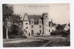 - CPA JARZÉ (49) - Château Du Brossay - Collection L. B. 301 - - Other Municipalities