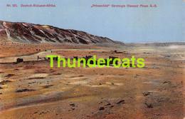 CPA PRINZENFELD VEREINIGTE DIAMANT MINEN DEUTSCH SUDWEST ARIKA DSW ARIQUE NAMIBIA NAMIBIE - Namibia