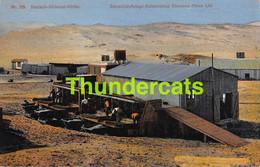 CPA SCHIECHEL ANLAGE KOLMANSKOP DIAMOND MINES  DEUTSCH SUDWEST ARIKA DSW ARIQUE NAMIBIA NAMIBIE - Namibia