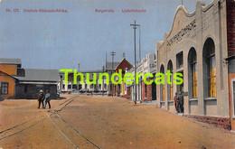 CPA LUDERITZBUCHT BERGSTRASSE  DEUTSCH SUDWEST ARIKA DSW ARIQUE NAMIBIA NAMIBIE - Namibia