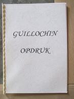 Guillochin Opdruk - Kopies - 8 Pagina's - 1863-1864 Medallions (13/16)