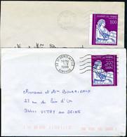 N° 3051a-3052 (1997) - Type Mouchon De 1902 (2 Lettres) - 1961-....