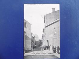 POURRIERES  ( VAR ) La Grande Rue - Unclassified
