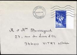 "N° 3058 (1997) - Obl. ""ondulations"" De Vitry-sur-Seine (94) - 1961-...."