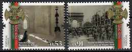 Portugal 2021 , 100 Jahre Combatentes Da Grande Guerra - Postfrisch / MNH / (**) - Nuevos