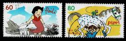 Bund 2019,Michel# 3506 - 3507 O Helden Der Kindheit - Gebraucht