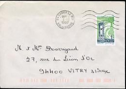 """N° 3079 (1997) - Obl. """"ondulations"""" De Choisy-le-Roi (94) - 1961-...."""